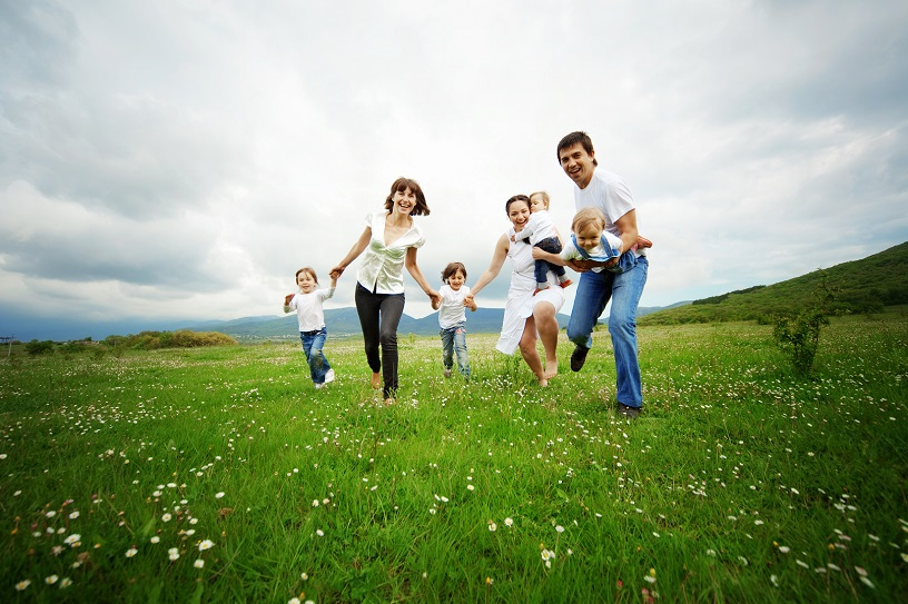 Os Melhores Versículos Sobre Família