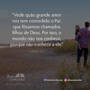 41 Versículos da Bíblia sobre o Pai